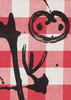 Joan MIRO - Stampa-Multiplo - L´illêtre aux carreaux rouges