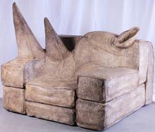 Stefano BOMBARDIERI - Sculpture-Volume - Poltrona rhino