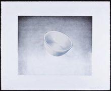 爱德华•鲁沙 - 版画 - Bowl