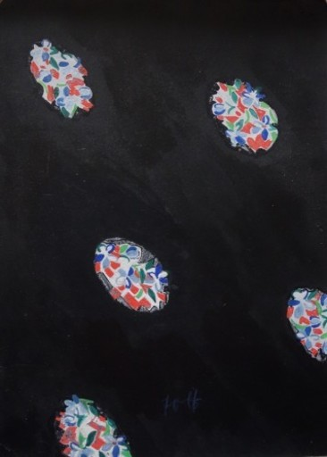Sonia DELAUNAY-TERK - Pittura - Untitled