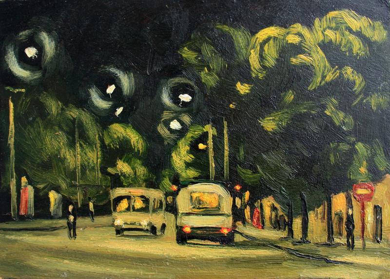 Valeriy NESTEROV - Pintura - Donetsk. Ukraine