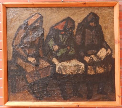 Peter MATEJKA - Painting - Siesta