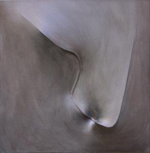 Agostino BONALUMI - Pittura - Grigio