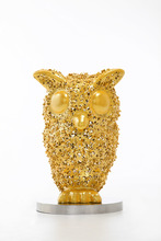 Kim IN TAE - Sculpture-Volume - Montage - Golden Owl
