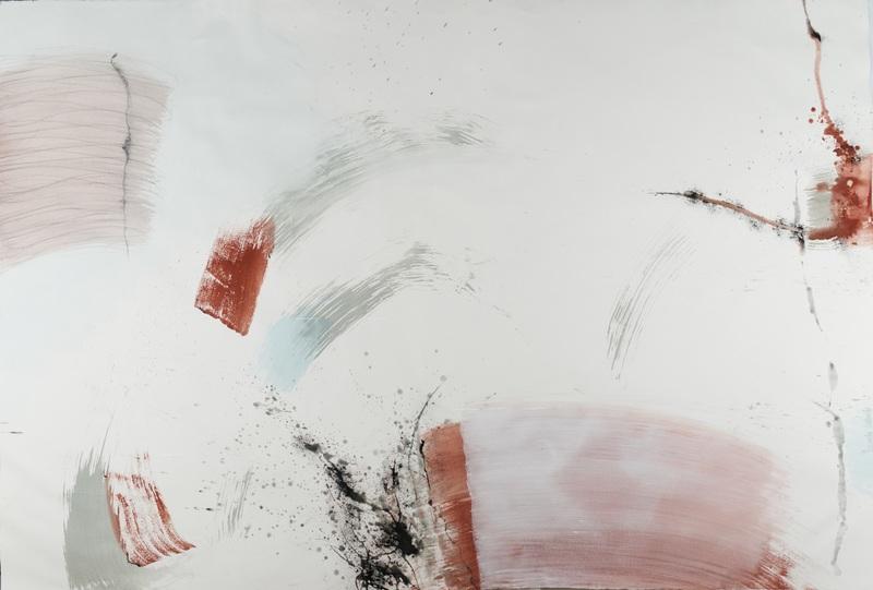 Margareta LEUTHARDT - Painting - Sommerarbeit II