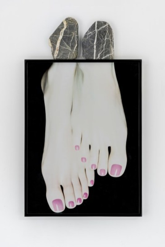 Gabriele BEVERIDGE - Sculpture-Volume - Skin for either one
