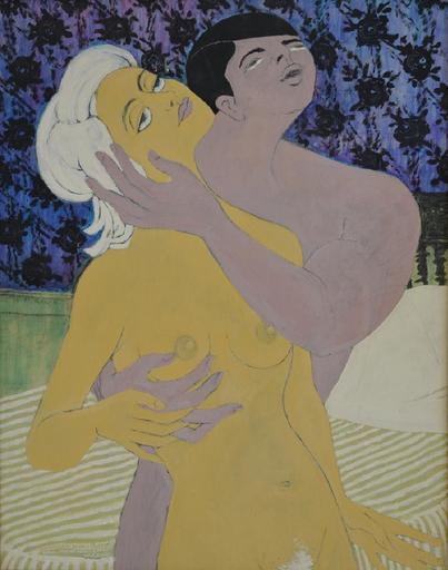 Robert SLATER - Pintura - Erotica