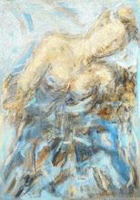Ludmilla MOSHEK - Painting - Espiegle