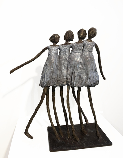 Sylvie DERELY - Sculpture-Volume - Les espagnoles
