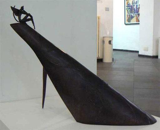 Giuseppe MARANIELLO - Sculpture-Volume - Chiaroscuro