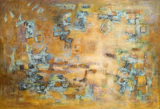 Emmanuelle VROELANT - Painting - Au tour de Santa Fé