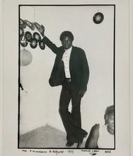 Malick SIDIBÉ - Photo - Un amoureux de disques