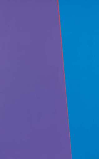 Mauro CAPPELLETTI - Painting - Inclinazione fluorescente direzionale