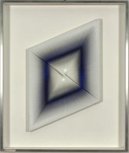 Alberto BIASI - Sculpture-Volume - Dinamica del Gruppo N
