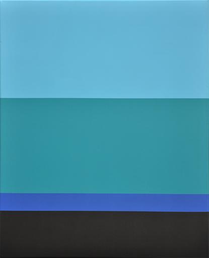 Luis MEDINA MANSO - Gemälde - The sea