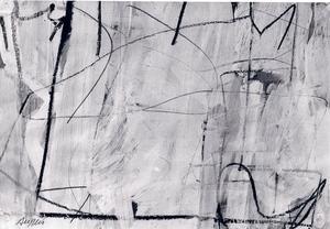 Piero RUGGERI - Painting - Composizione