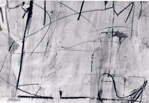 Piero RUGGERI - Pintura - Composizione