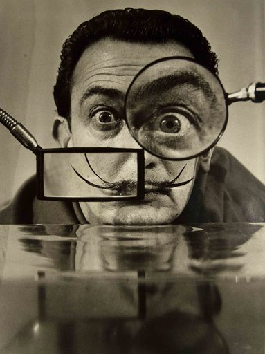 Willy RIZZO - Photo - Dalí, Les loupes, Paris