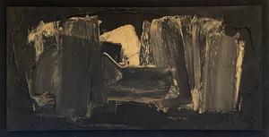 Adolf LUTHER - Gemälde - Materie #2