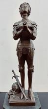 Antoine Louis BARYE - Sculpture-Volume - Jeanne D'arc