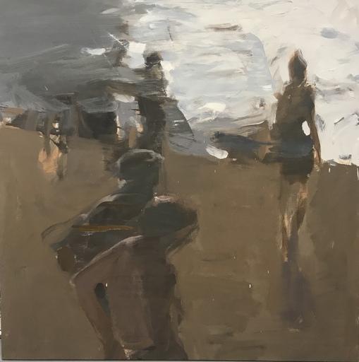 Vladimir SEMENSKIY - Painting - Entry Point