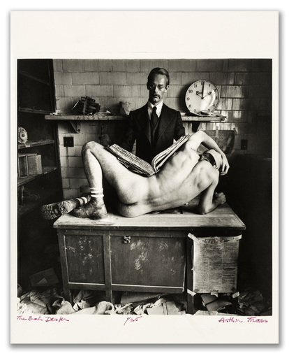 Arthur TRESS - Photography - The Booker Dealer