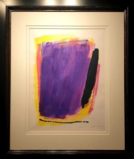 José GUERRERO - Drawing-Watercolor - Untiled