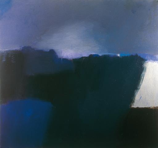 Klaus Karl MEHRKENS - Painting - Graver morgen