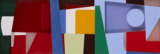 Jean RETS - Painting - Sans titre