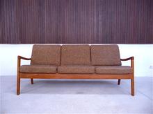 Ole WANSCHER (1903-1985) - Senator Three-Seater Sofa
