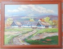 Ota BUBENICEK - Pintura - Landscape