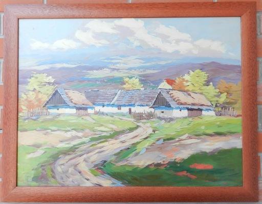 Ota BUBENICEK - Painting - Landscape