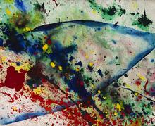 Sam FRANCIS - Pintura - SF 89-149