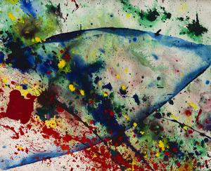 Sam FRANCIS - Peinture - SF 89-149