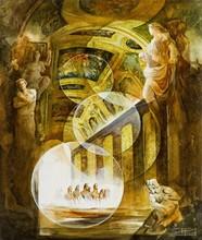 Roger SURAUD - Peinture - VISION