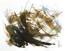 Jean-Jacques MARIE - Dessin-Aquarelle - Composition 855