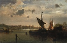 Ludwig MUNTHE - Painting
