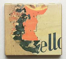 Mimmo ROTELLA - Sculpture-Volume - Ella...