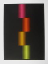 Almir MAVIGNIER DA SILVA - Grabado - 1973 , Ohne Titel