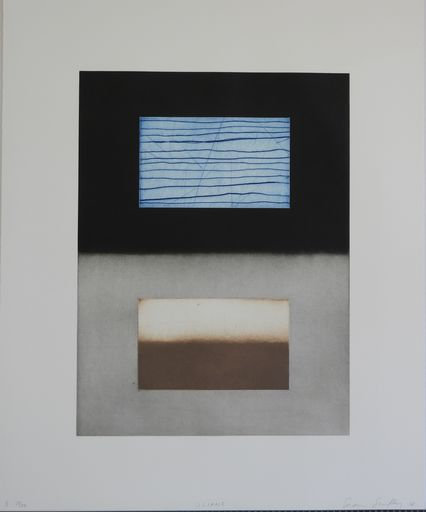 Sean SCULLY - Druckgrafik-Multiple - Liliane #8