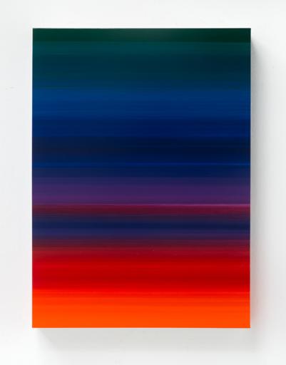 Thierry FEUZ - Painting - Technicolor Stratus Omega (Riva)