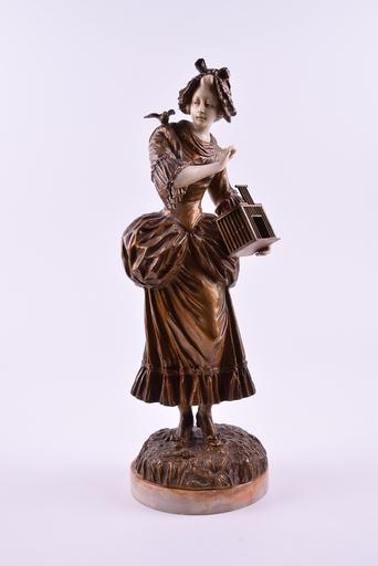 Georges OMERTH - 雕塑 - Freedom