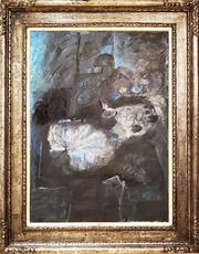 Antoni CLAVÉ - Painting - La  Feuille
