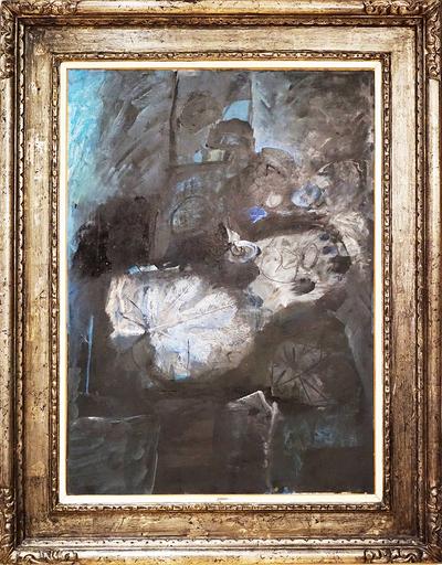 Antoni CLAVÉ - Pintura - La  Feuille
