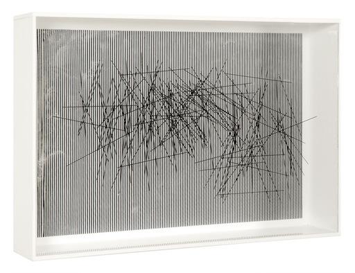 Jesús Rafael SOTO - Sculpture-Volume - Vibracion