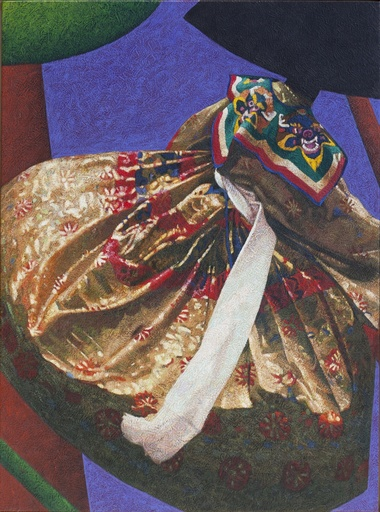 Yves CLERC - Peinture - N°215 bis