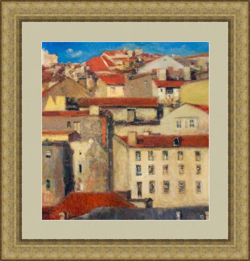 Levan URUSHADZE - Pittura - City