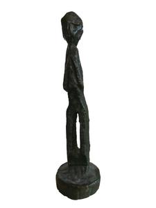 Wladimiro POLITANO - Skulptur Volumen - Sculpture in Bronze (1)