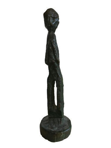 Wladimiro POLITANO - Sculpture-Volume - Sculpture in Bronze (1)