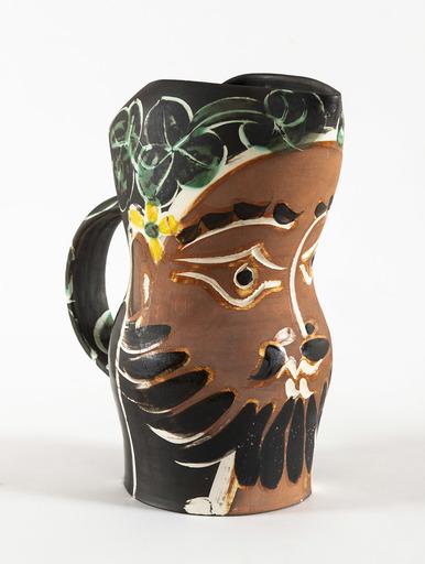 巴勃罗•毕加索 - 陶瓷  - Le barbu